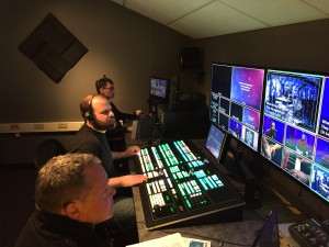 LCBC Church in Lancaster, PA recently upgraded to HD with Ross' new flagship Acuity switcher.