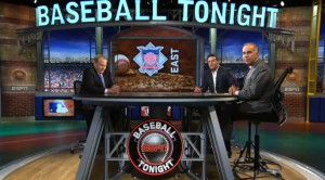 Baseball Tonight will have a more relaxed, unstructured feel this year.
