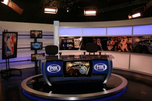 Fox Sports Florida/Sun Sports produce pre/postgame shows for all six of its franchises out of one ultra-flexible studio.
