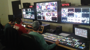 A $2.6 million HD control room was co-financed by TCU Athletics and the Bob Schieffer College of Communication.