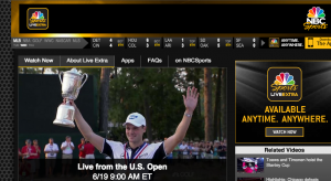 NBC Sports Live Extra is the network's popular live-streaming platform for desktops, tablets, and smartphones.