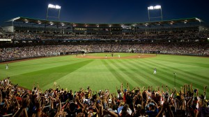 2015 marks the 36th straight year of the College World Series on ESPN.
