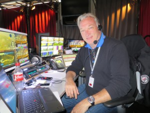ESPN's Kevin Cleary says the audio team will look to find the right balance to make sure viewers hear the best show possible.