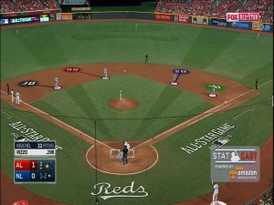 Statcast player-tracking graphics can also be taken live during the telecast