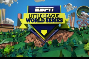 ESPN developed a brand-new animations package for this year's LLWS.