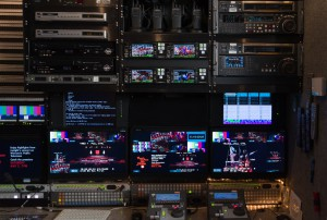 WPT's rack-mounted production truck, with Video Devices' PIX 250i
