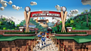 ESPN's new LLWS animations package takes on a videogame look aimed at appealing to a younger demographic.
