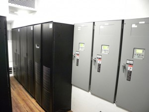Filmwerks has deployed 27 UPS, or uninterruptible power supply, systems at the US Open.