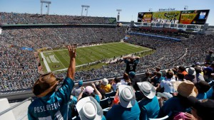 The NFL's league-wide commitment to fan engagement can be clearly seen at EverBank Field, where the Jacksonville Jaguars recently installed two 8K video displays.