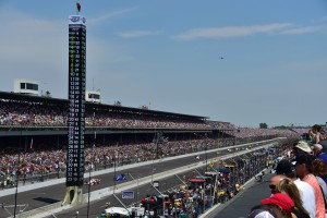 The Indianapolis Motor Speedway updated its existing sound system