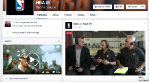 The Oct. 1 episode of NBA Real Training Camp was available live on Facebook.