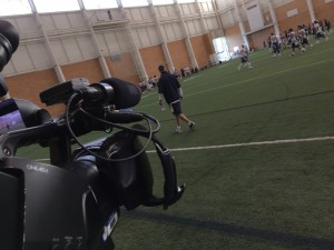 BYUtv Sports covers Inside BYU Football with Sony PMW-EX3 cameras.