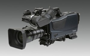 Ikegami's SHK-810 8K camera was unveiled in March and will be used regularly by NHK.