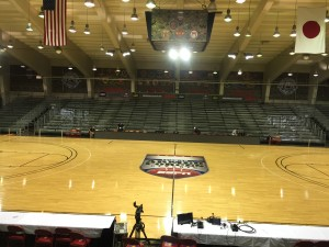 The fourth-annual Armed Forces Classic is set to tip off tonight at 7 p.m. ET from Camp Foster in Okinawa, Japan.