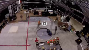 VIDEO: NBA on TNT aired a time-lapse of the new set during its broadcast on Oct. 29.