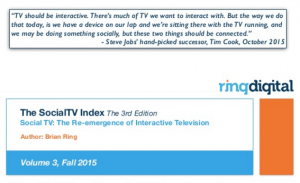 VIEW: The SocialTV Index (3rd Edition) by Ring Digital