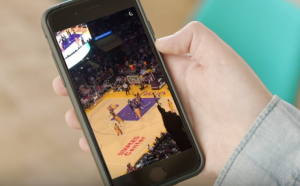 The NBA found success with SnapChat during the 2015 NBA Finals, leading to further partnerships with the social platform this season.