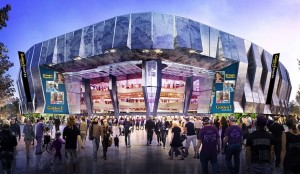 Golden 1 Center is scheduled to open in fall of 2016.